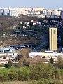 Výhled od chuchelského kostela, 095, Československého exilu.jpg