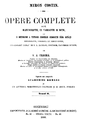 V. A. Urechia - Miron Costin - Opere complete - Vol. 2.png