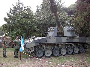 Argentinian VCA 155