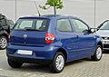 VW Fox Fresh – Heckansicht, 12. Juni 2011, Düsseldorf.jpg