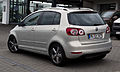 VW Golf Plus Style (Facelift) – Heckansicht, 31. März 2012, Hilden.jpg