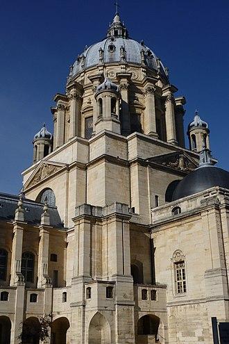 Val-de-Grâce (church) - Image: Val de Grâce (2113)