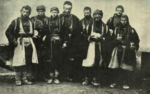 History of the Aromanians - Macedonian Vlachs, circa 1914.