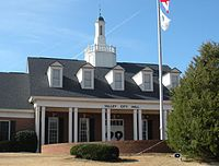 Valley City Hall Valley Alabama.JPG