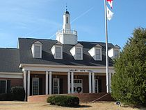 Valley City Hall Valley Alabama.JPG