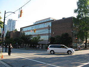 Vancouver Community College - Downtown