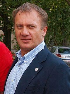 László Varju Hungarian politician