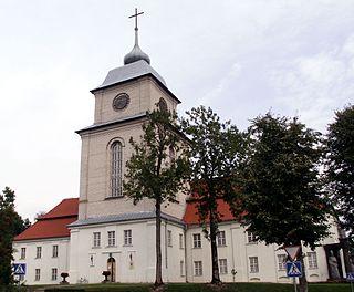 Samogitian Diocese Museum Museum in Varniai, Lithuania