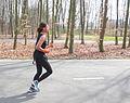 Veel donkere vrouwen liepen goed Marathon Rotterdam 2015.jpg