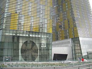 Veer Towers - Image: Veer Towers West Lobby 2010 03 07