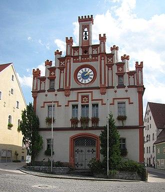 Velburg - Image: Velburg Rathaus 01