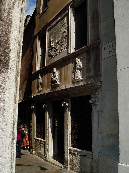 Scuola di Santa Maria degli Albanesi a Venezia