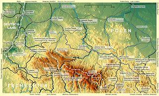Silesian Mountain Railway Railway line in Poland