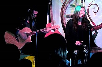 Versa (band) - Versa performing a surprise acoustic set in London, UK, January, 2013