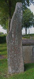 Västergötland Runic Inscription 73