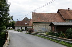 Vic Slovenia - old village core.JPG