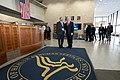 Vice President Pence meets with the Coronavirus Taskforce (49596576407).jpg