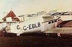 Vickers Vulcan Type 74 G-EBLB with Imperial Airways (6215498364).jpg