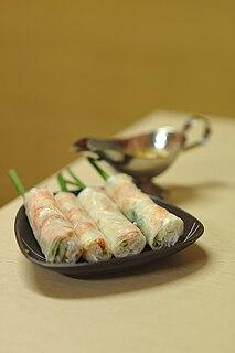 cuisine originating in Vietnam