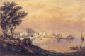 View SouthernCity watercolor byMGWheelock.png