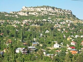 Çamlıyayla Place in Mersin, Turkey