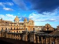 View of Noto, in Sicily - Cathedral and Chiesa di San Francesco d'Assisi all'Immacolata.jpg