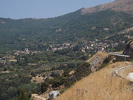 A view of Ampelakia