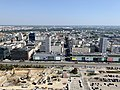 Views from Palace of Culture and Science in Warsaw, Poland, 2019, 05.jpg