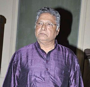 Vikram Gokhale - Image: Vikram Gokhale at the TV show launch