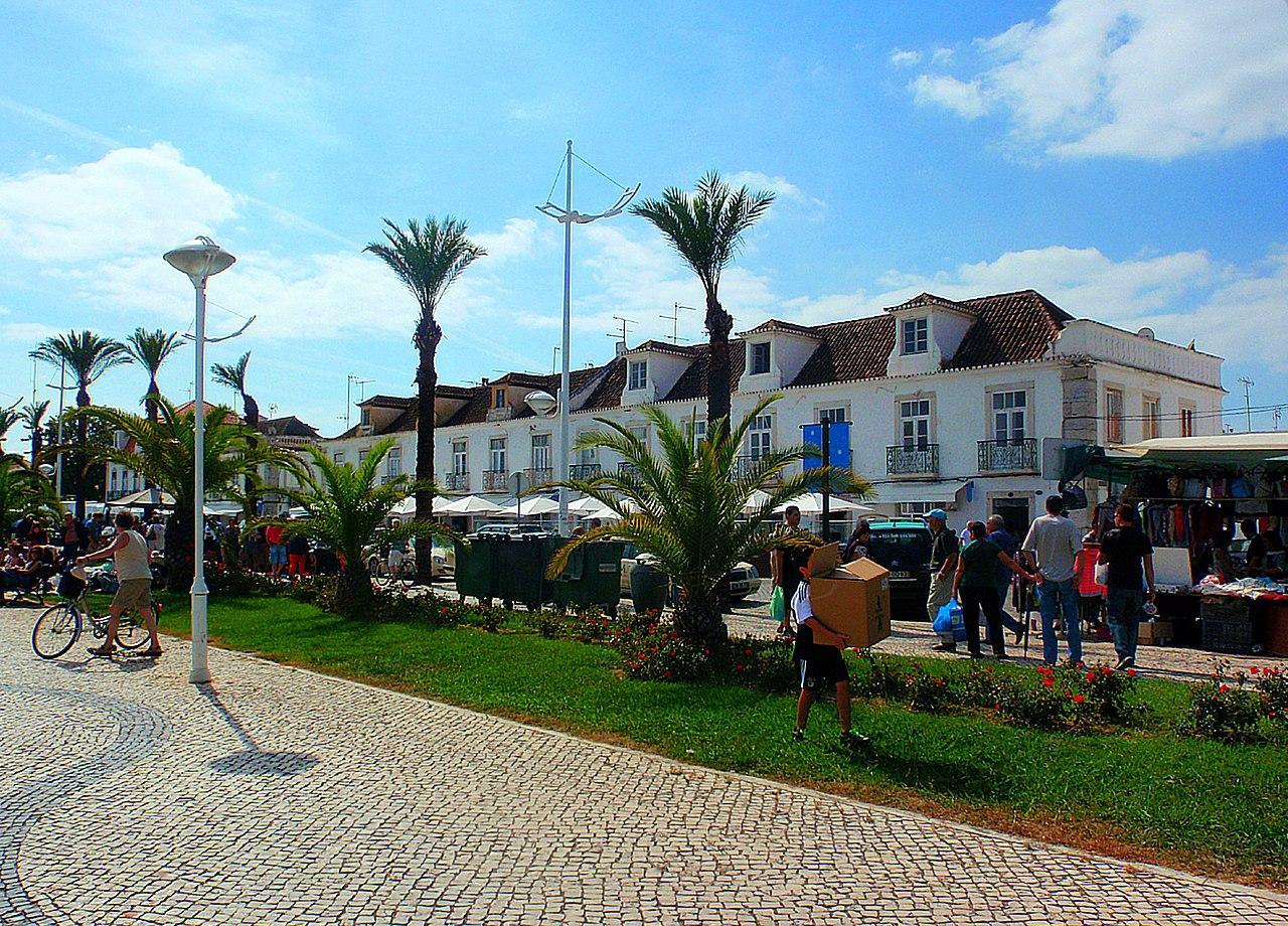 Vila Real Santo António park