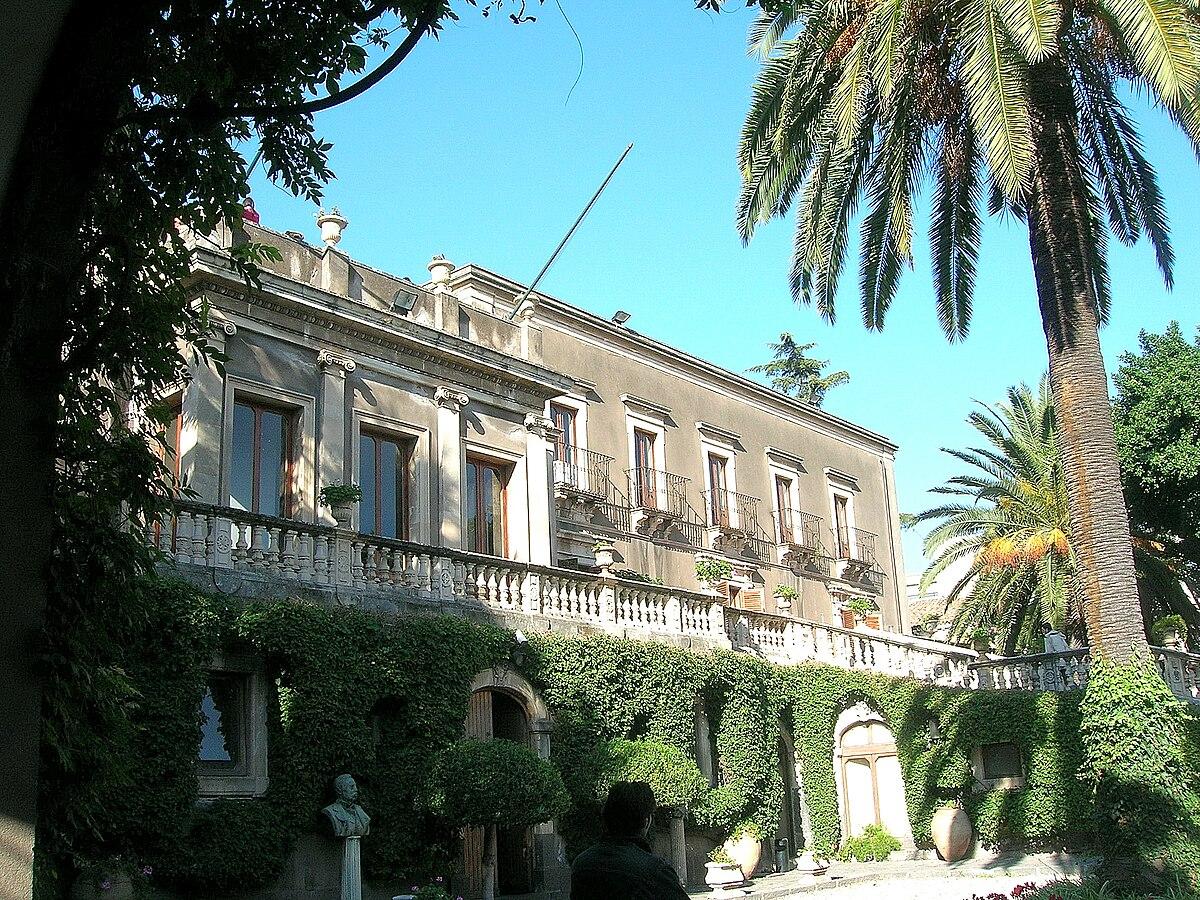 Villa cerami wikipedia for Tito d emilio arredamenti catania