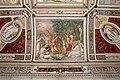 Villa giulia, salone della danza con stucchi di federico brandani da urbino e affreschi di taddeo zuccari e prospero fontana 08,1 danza di diana e le ninfe.jpg