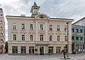 Villach Hanns Gasser Platz 5 Haupt-Feuerwache N-Ansicht 26062018 3678.jpg
