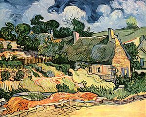 Auvers size 30 canvases - Image: Vincent Willem van Gogh 052