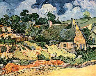 Auvers size 30 canvases - Image: Vincent Willem van Gogh 052