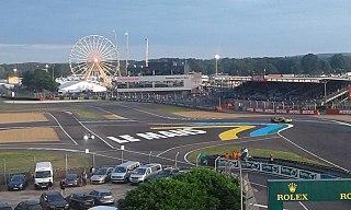 Circuit des 24 Heures du Mans