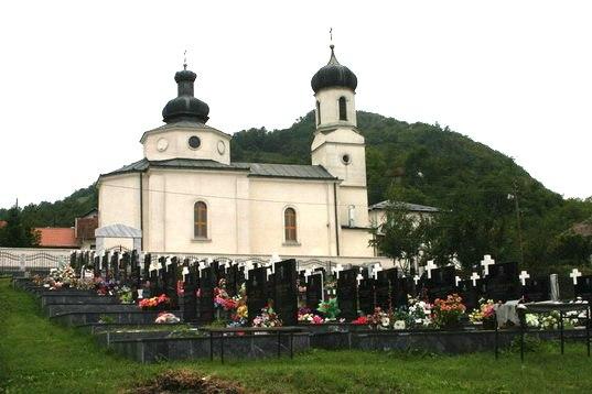 Visegrad church