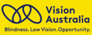 Vision Australia - Image: Vision Australia Logo