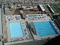 Vista des de la Torre de Sant Sebastià - 01 Club Natació Atlètic-Barceloneta.JPG