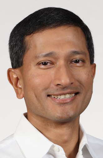 Minister for Foreign Affairs (Singapore) - Image: Vivian Balakrishnan 2010 (cropped)