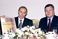 Vladimir Putin in Poland 16-17 January 2002-2.jpg