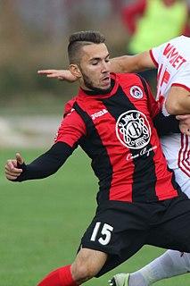 Vladislav Misyak Bulgarian footballer