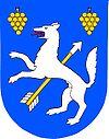 Huy hiệu của Vlkoš