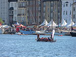 Vom Flensburger Drachenbootrennen, 2013, Bild 06.JPG