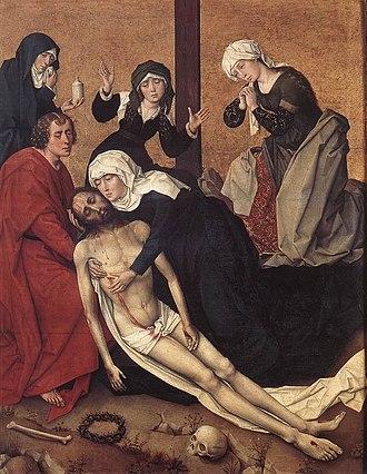 Vrancke van der Stockt - Image: Vrancke Van Der Stock Pieta