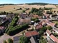 Vue du bourg de Sougères-en-Puisaye (Yonne, France) en 2018 - 2.JPG