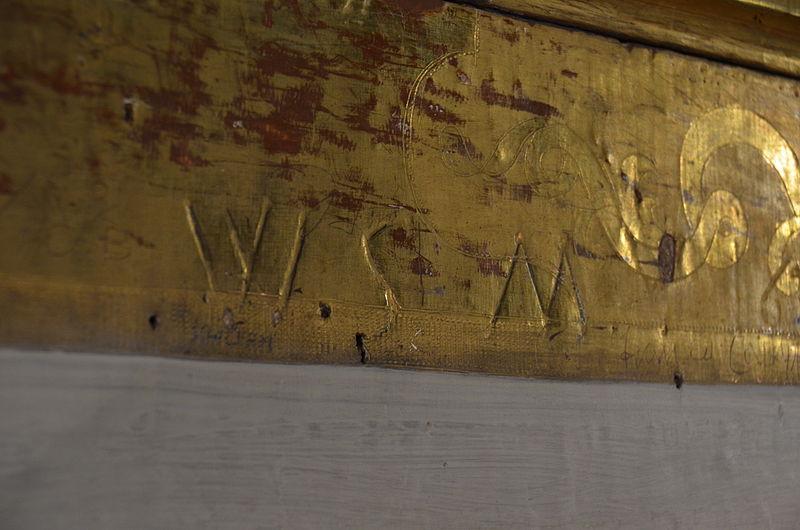 File:W.S.M. incisione delle iniziali di Mozart.JPG