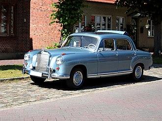 Mercedes-Benz W128 - Image: W128 220SE