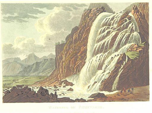 WATERFALL OF PISSEVACHE