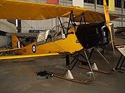 WCAM Tiger Moth